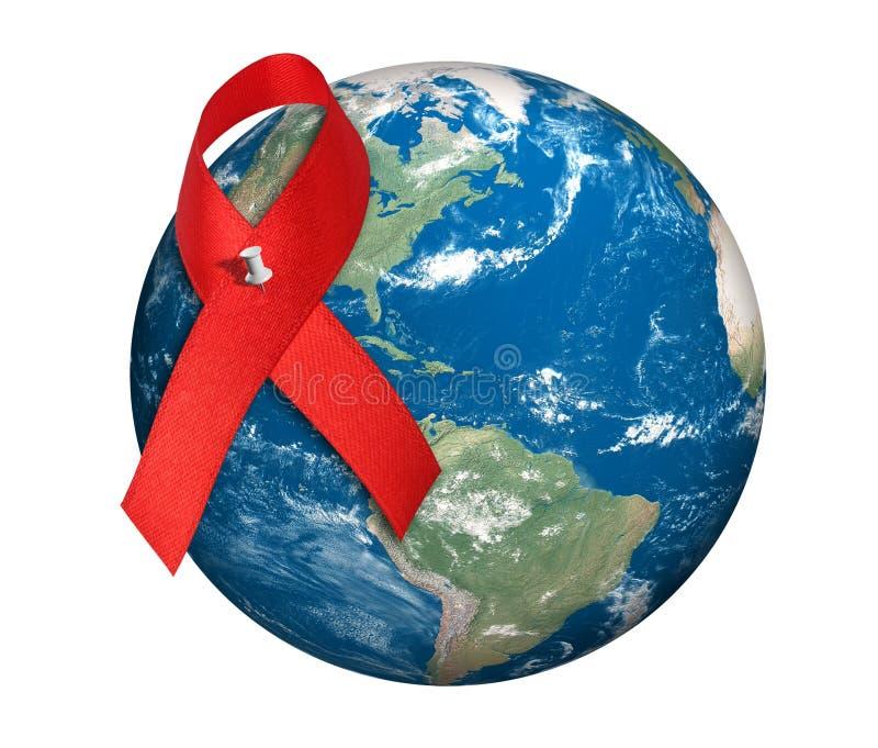 Giornata mondiale contro l'AIDS immagini stock libere da diritti
