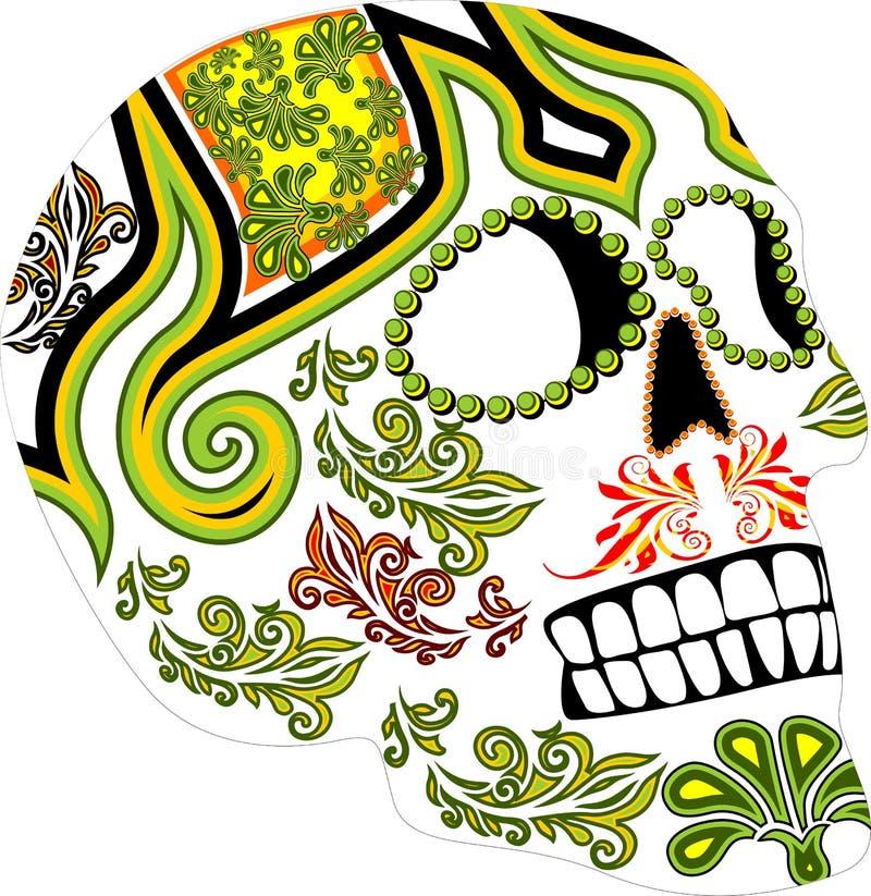 Giorno dei morti Festival messicano fotografia stock
