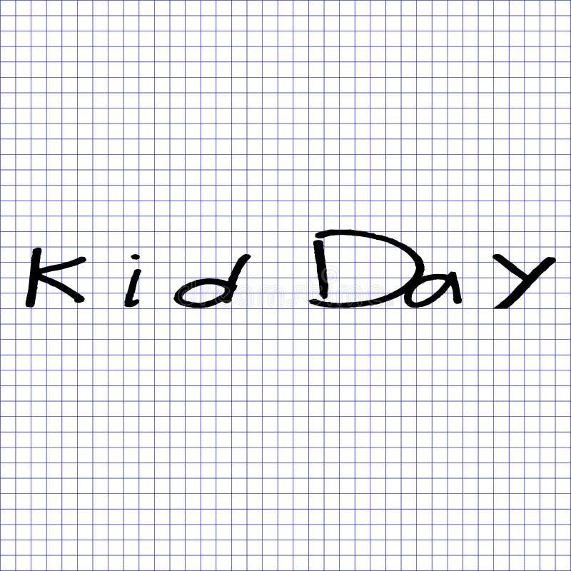 Giorno del bambino fotografia stock libera da diritti