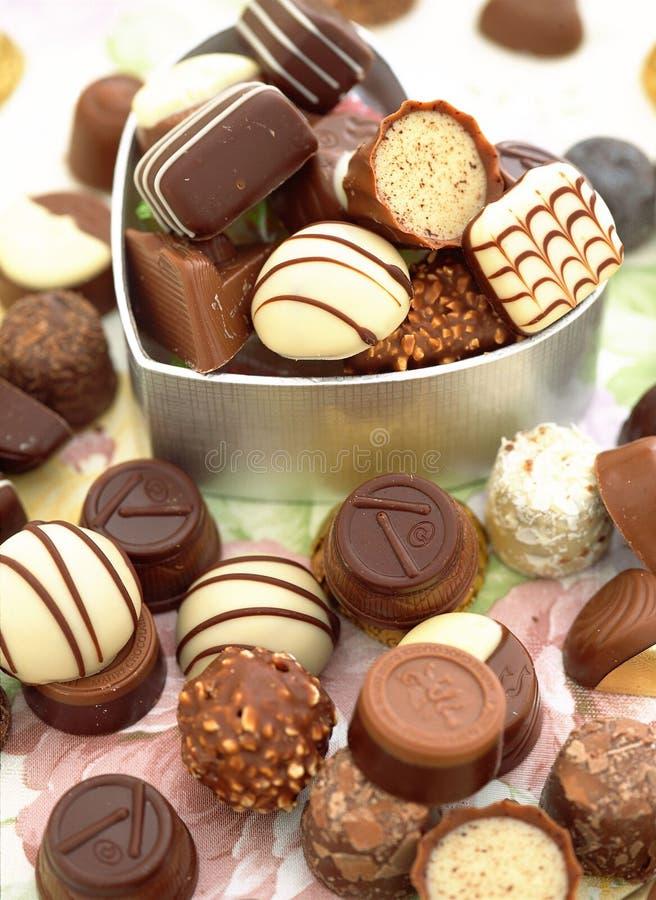 Download Giorno Del Biglietto Di S. Valentino Immagine Stock - Immagine di romantico, cioccolato: 208403