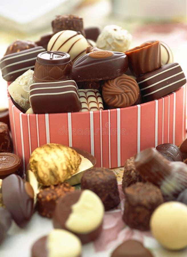 Download Giorno Del Biglietto Di S. Valentino Immagine Stock - Immagine di casella, cioccolato: 208413