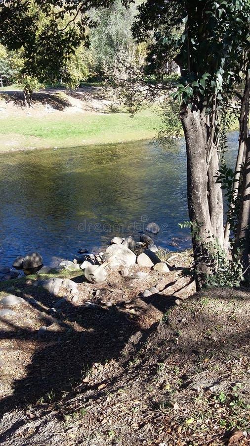 Giorno del fiume fotografia stock