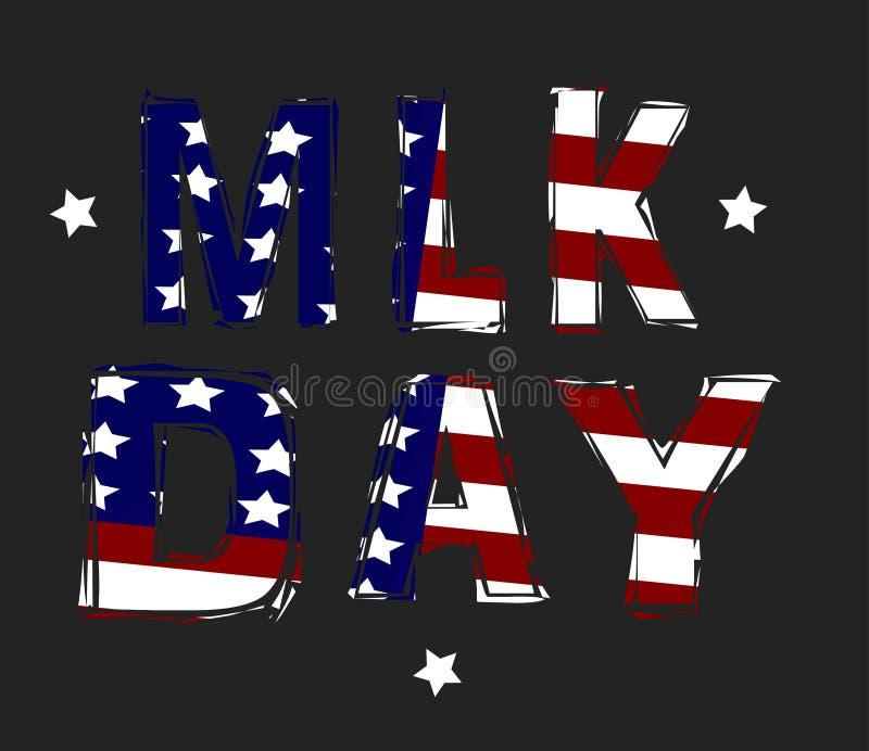 Giorno del Martin Luther King fotografia stock