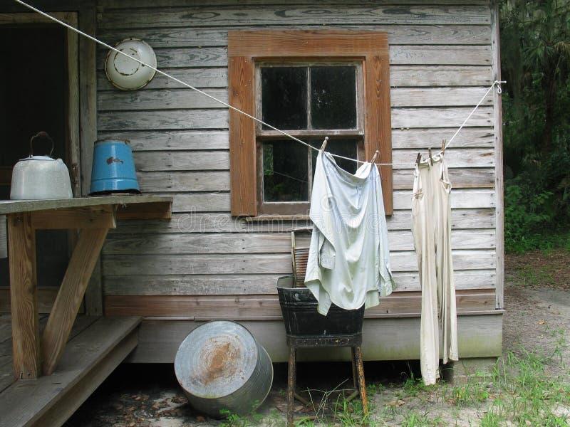 Download Giorno della lavata immagine stock. Immagine di fregare - 15771