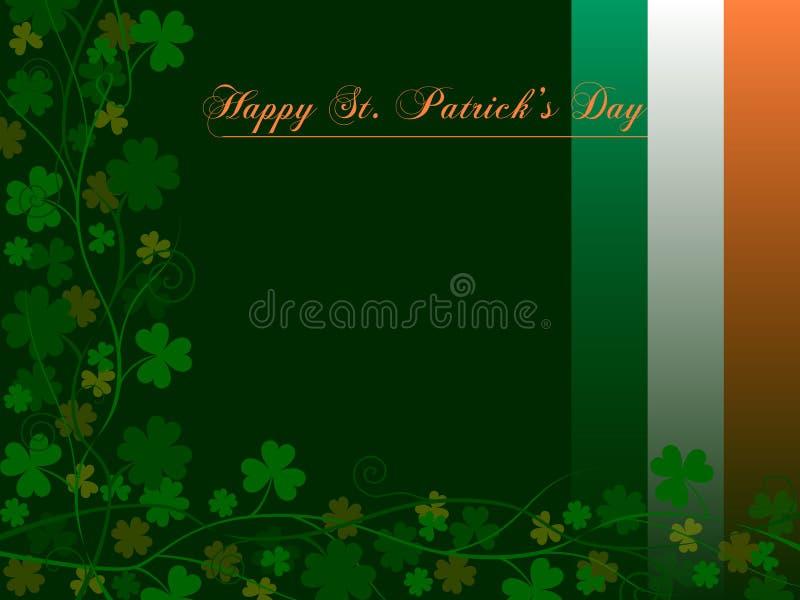 Giorno della st Patrick felice [1] royalty illustrazione gratis