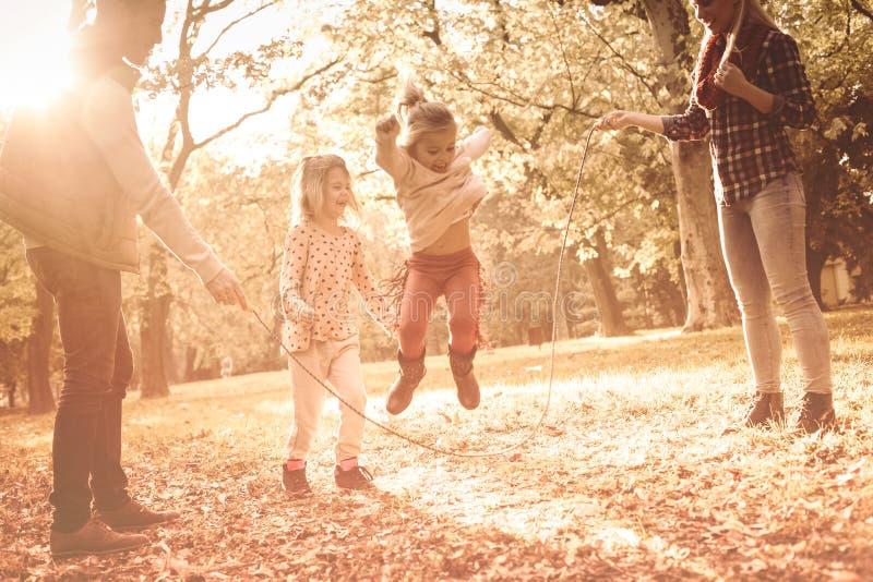 Giorno di autunno per divertimento fotografia stock libera da diritti