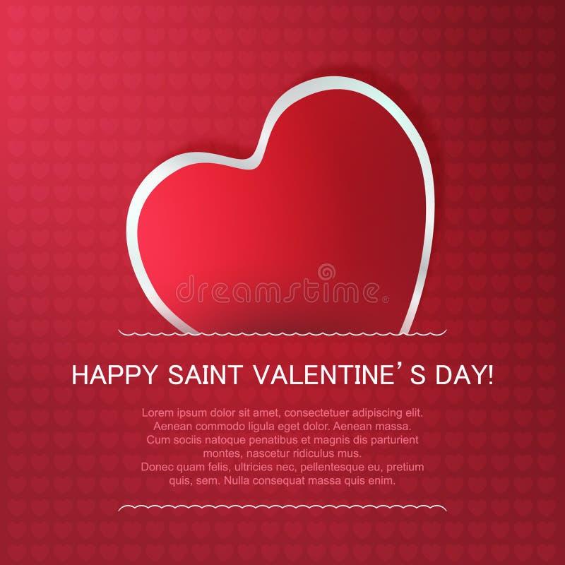 Download Giorno Di Biglietti Di S. Valentino Illustrazione Vettoriale - Illustrazione di concetti, coppie: 30826440