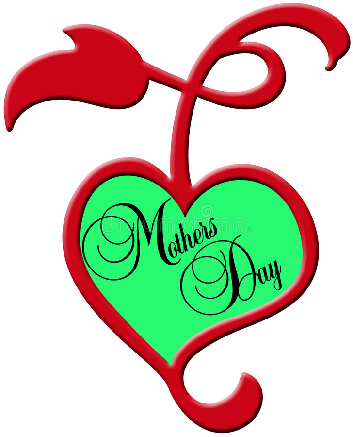 Giorno di madri royalty illustrazione gratis