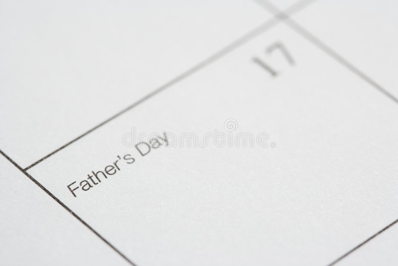 Giorno di padri. fotografie stock