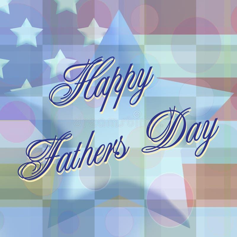 Giorno di padri felice 3 fotografie stock