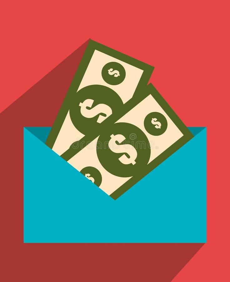 Giorno di pagamento di imposte illustrazione vettoriale