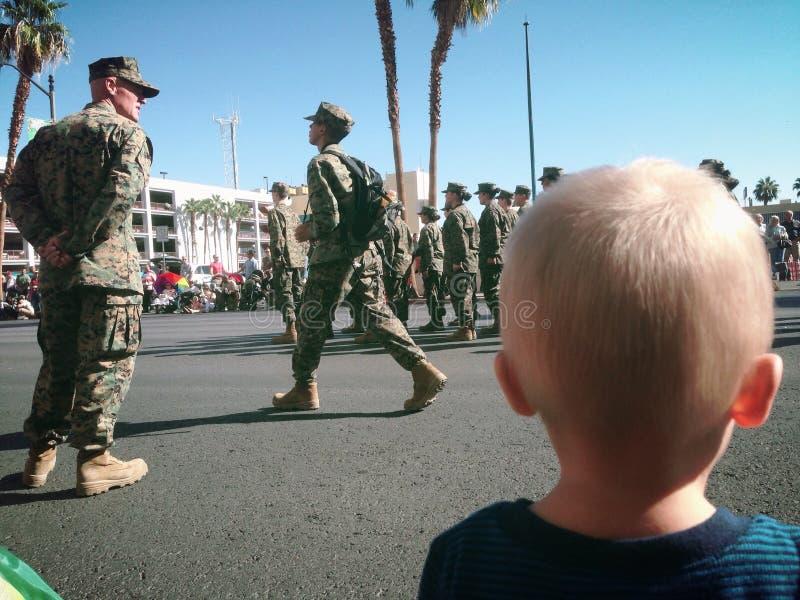 Giorno di veterani immagine stock