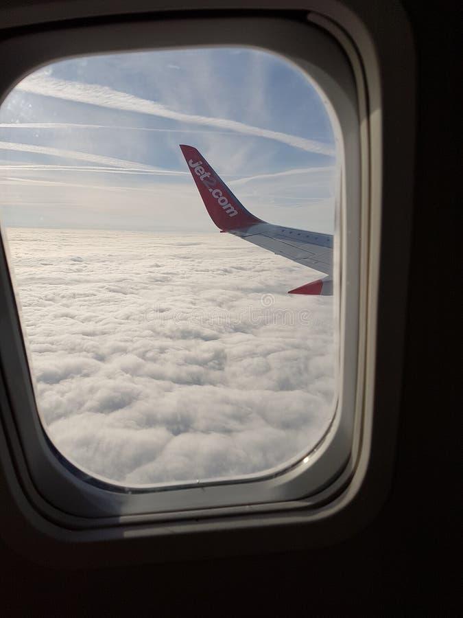 Giorno di volo fotografia stock libera da diritti