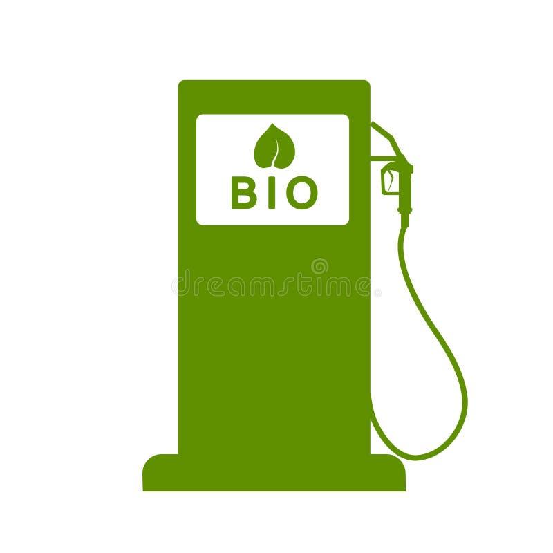 Giorno internazionale del biodiesel illustrazione di stock