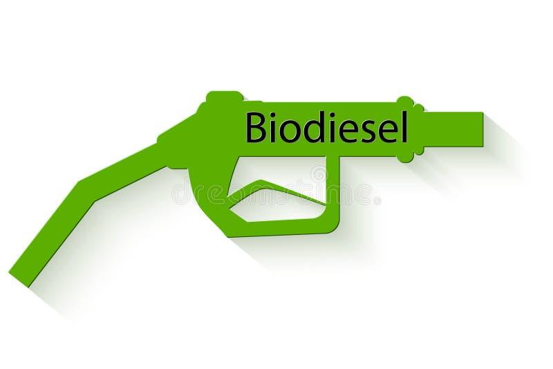 Giorno internazionale del biodiesel royalty illustrazione gratis