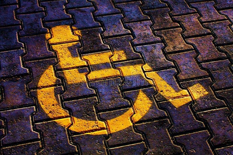 Giorno internazionale delle persone con le inabilità fotografia stock