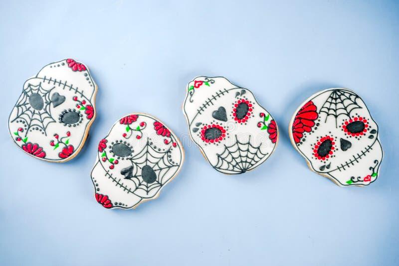 Giorno messicano dei biscotti morti fotografia stock libera da diritti