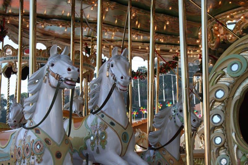 Giostra Cavalli   stock foto