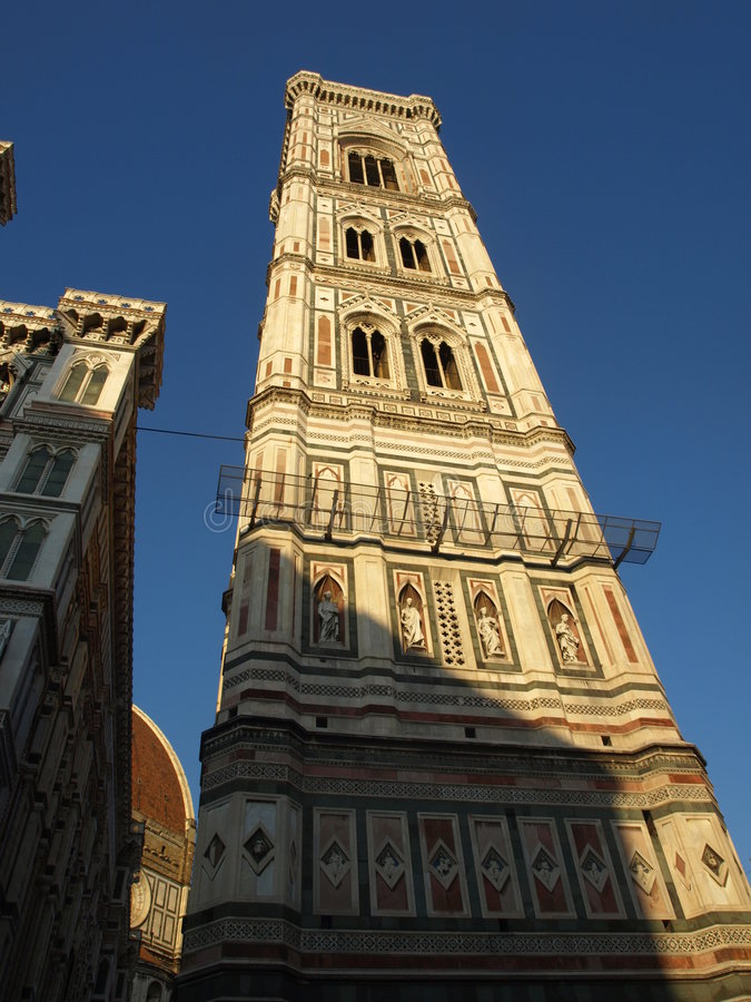Free Giotto S Bell Tower Royalty Free Stock Photos - 5565688