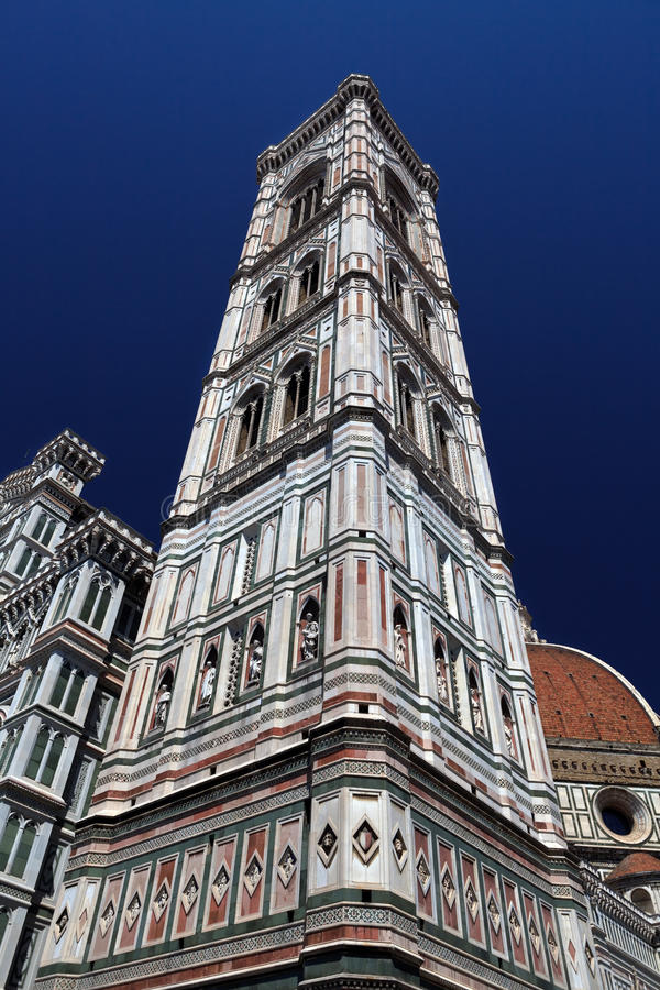 Download Giotto's campanile stock photo. Image of exterior, catholic - 25975952