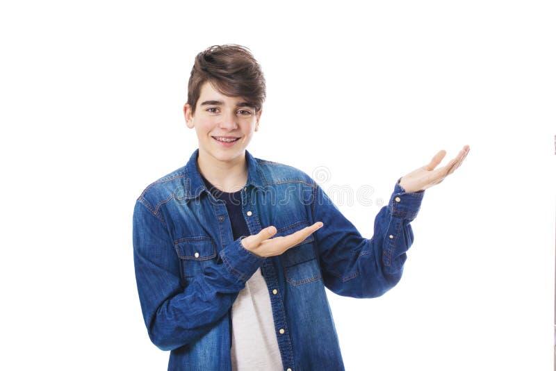 Giovane adolescente immagini stock libere da diritti