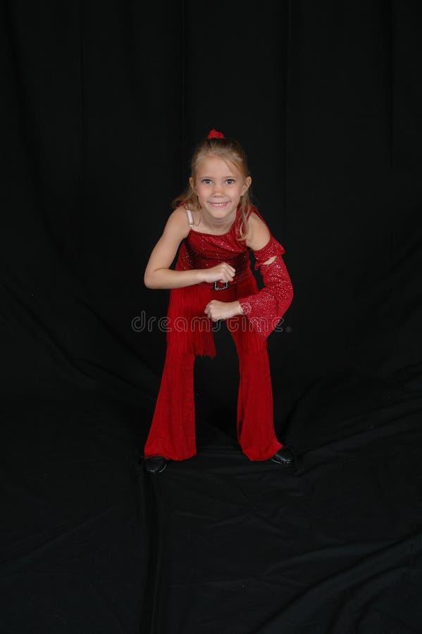 Giovane bello danzatore fotografia stock libera da diritti