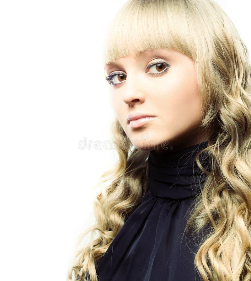 Giovane blonde immagini stock