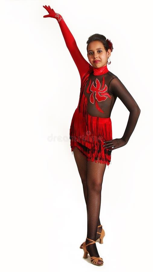 Giovane danzatore immagini stock libere da diritti