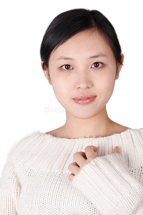 Giovane donna immagini stock