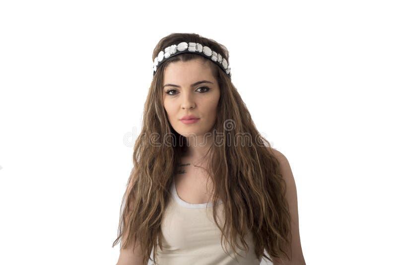 Giovane donna 15 immagine stock