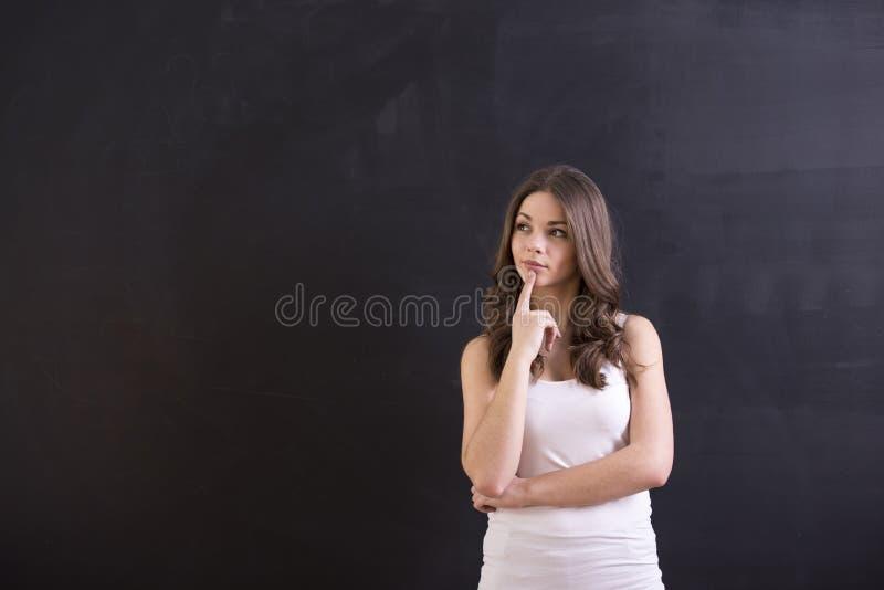 Giovane donna 15 immagine stock libera da diritti
