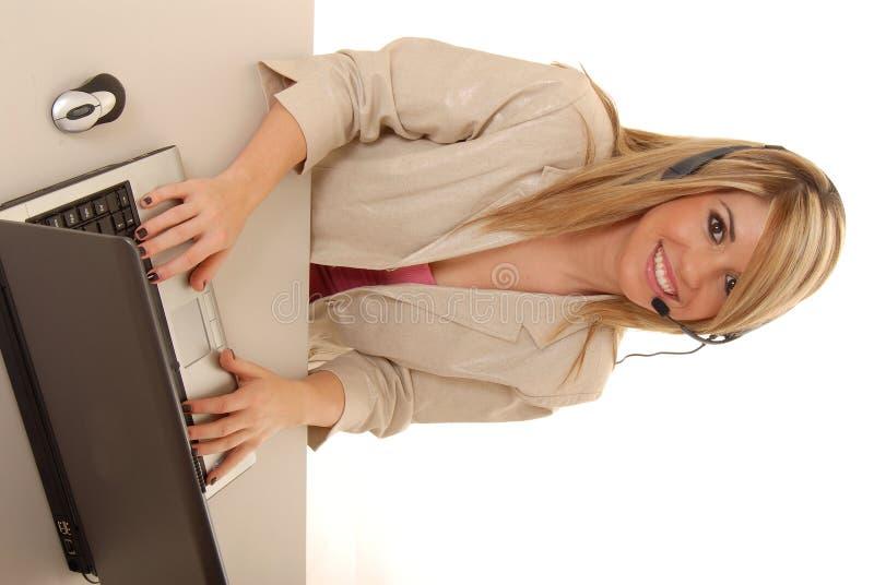 Giovane donna di affari 8 fotografie stock libere da diritti