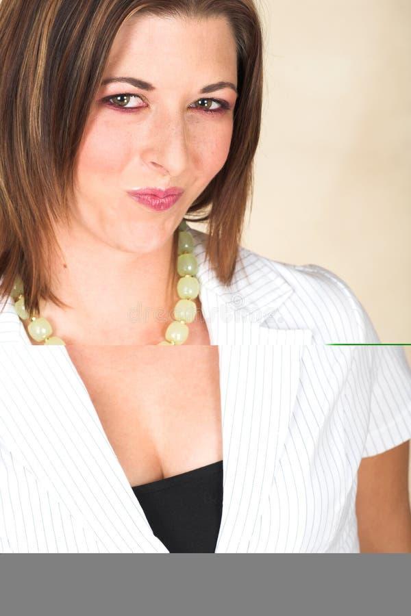 Download Giovane Donna Di Affari Adulta Fotografia Stock - Immagine di modello, occhi: 3883170