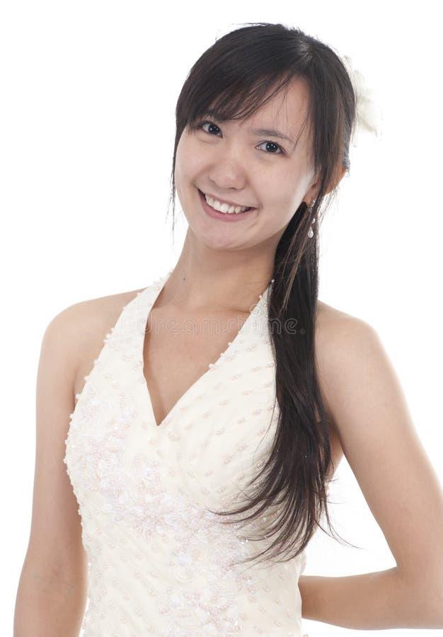 Giovane donna felice immagine stock libera da diritti