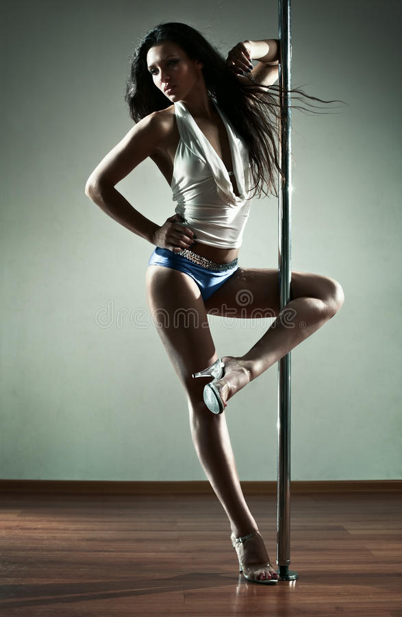 Giovane donna sexy immagine stock libera da diritti