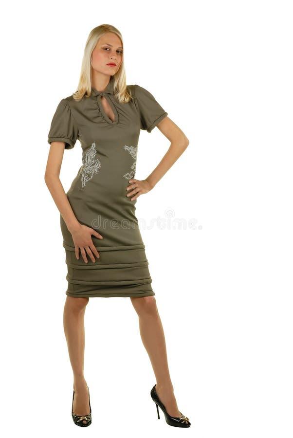 Download Giovane femmina attraente immagine stock. Immagine di femmina - 7315435