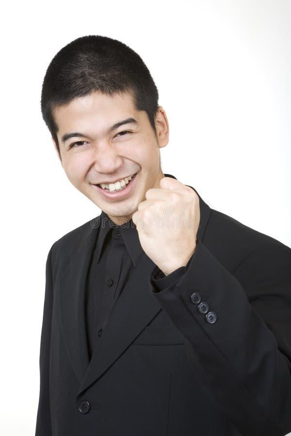 Giovane maschio asiatico 5 fotografia stock