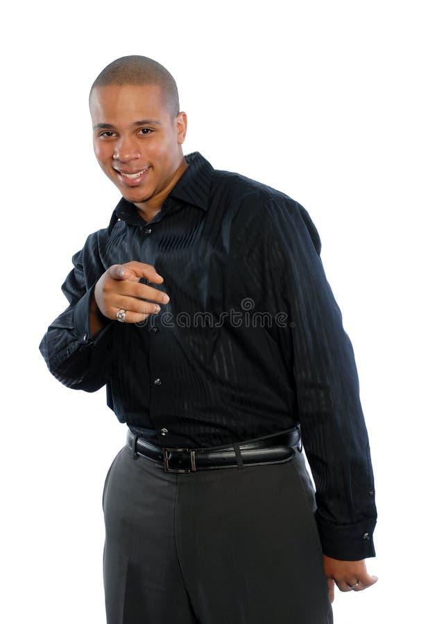 Download Giovane Maschio Dell'afroamericano Fotografia Stock - Immagine di sicuro, impiegato: 3889272