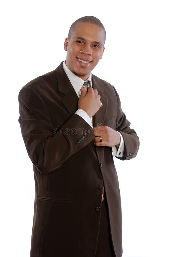 Giovane maschio dell'afroamericano immagini stock