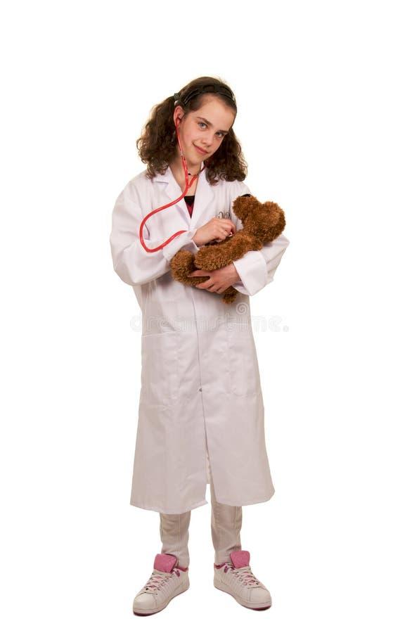 Giovane medico femminile fotografia stock libera da diritti