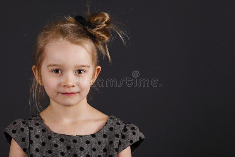 Giovane ragazza dolce fotografia stock