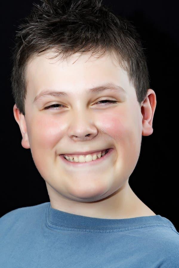 Giovane ragazzo teenager felice immagine stock libera da diritti