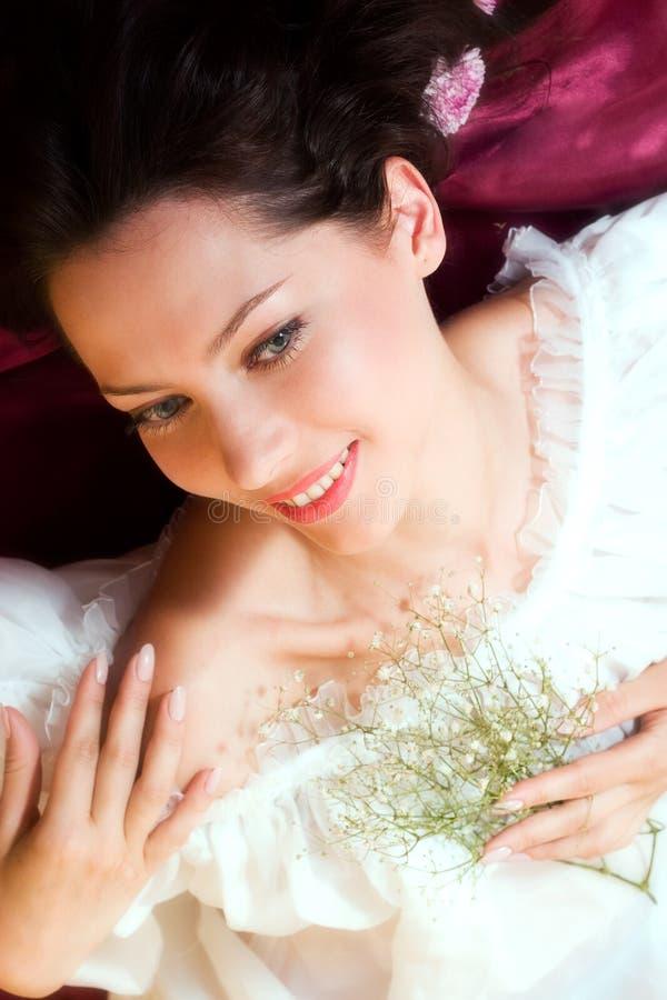 Download Giovane sposa immagine stock. Immagine di molla, adolescenza - 3141631