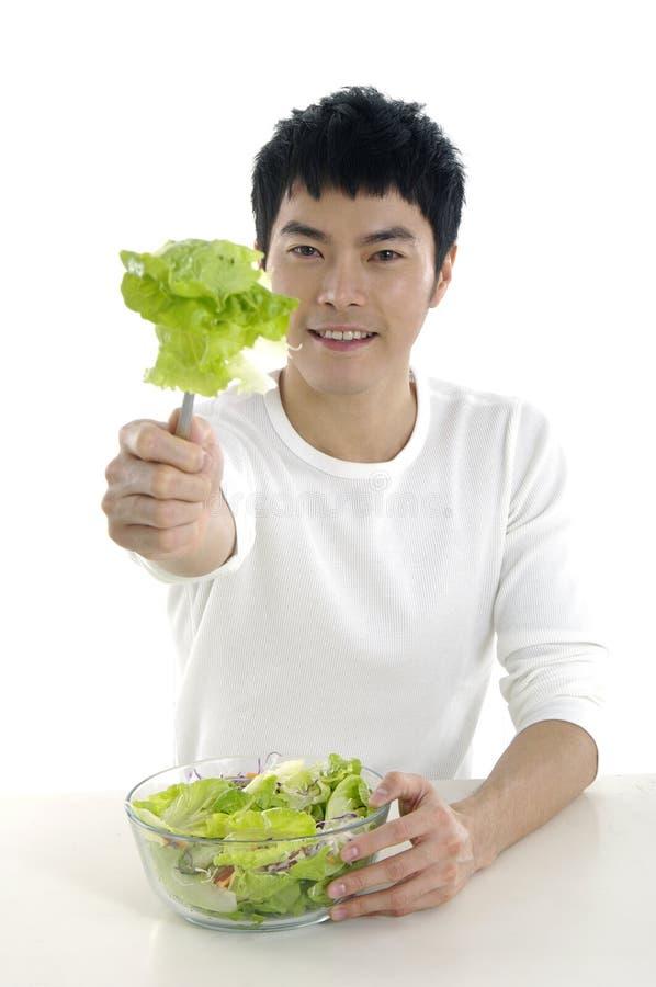 Giovane uomo asiatico immagini stock