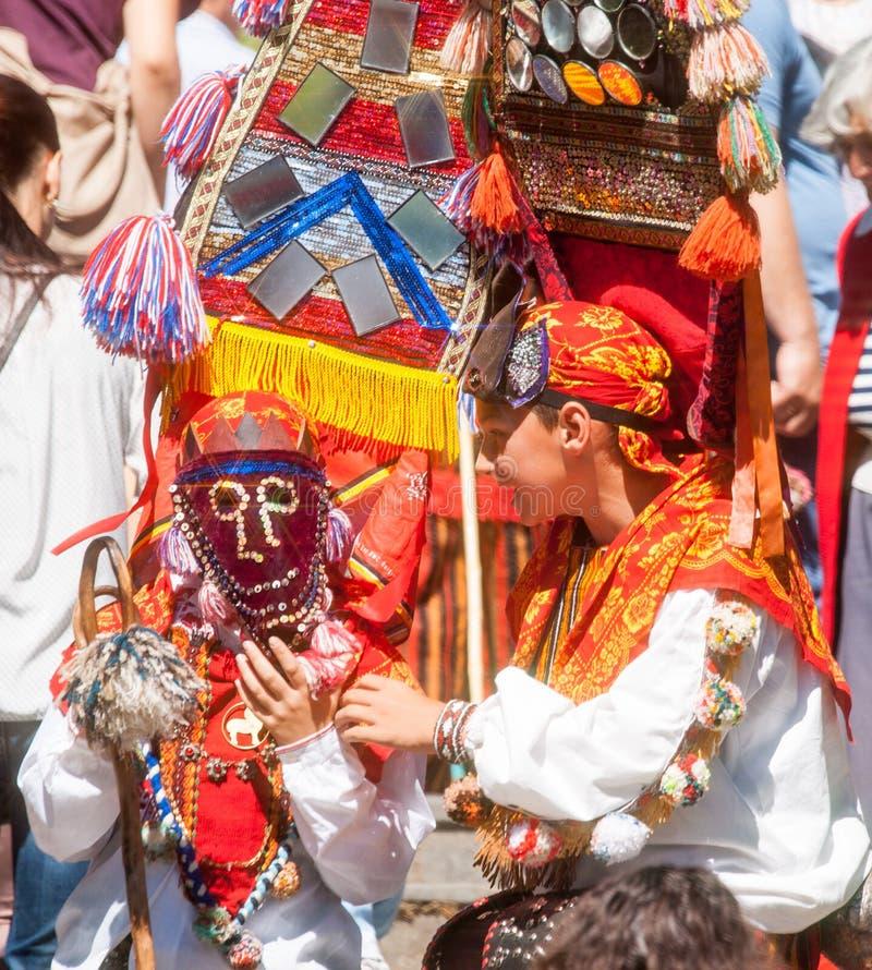Download Giovani Ballerini A Rose Festival In Karlovo Bulgaria Fotografia Editoriale - Immagine di festival, europa: 56893542