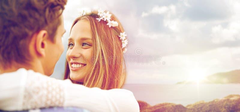 hippy ragazza Dating sito