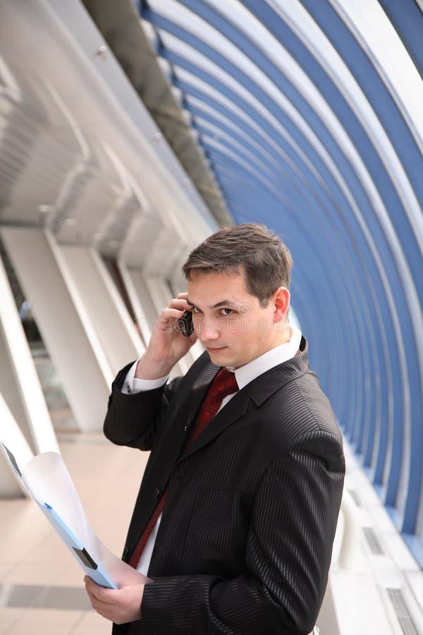 Download Giovani Dell'ufficio Dell'uomo D'affari Fotografia Stock - Immagine di funzionamento, interno: 7313328