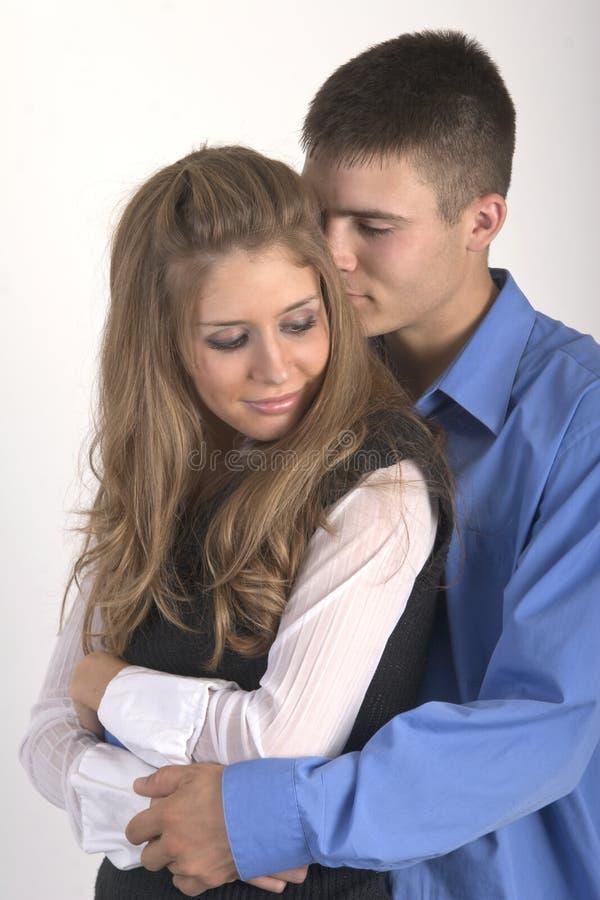 Download Giovani e nell'amore fotografia stock. Immagine di rapporto - 3136042