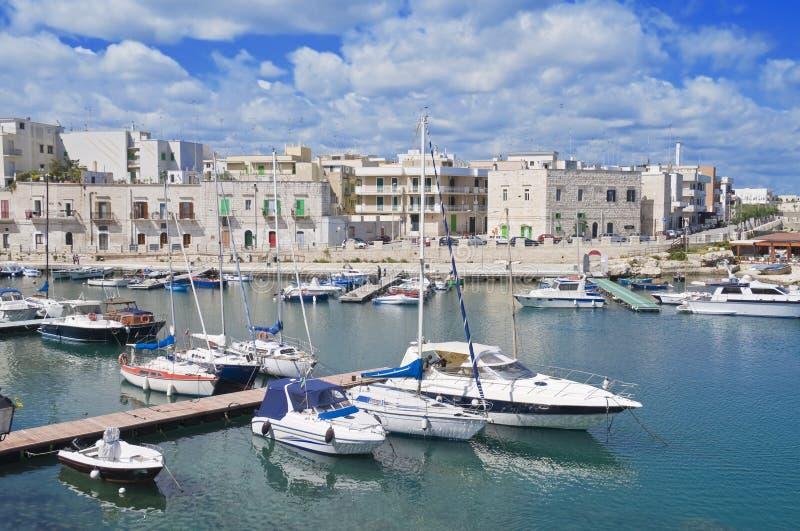 Download Giovinazzo Touristic Port. Apulia. Stock Photo - Image: 14231384