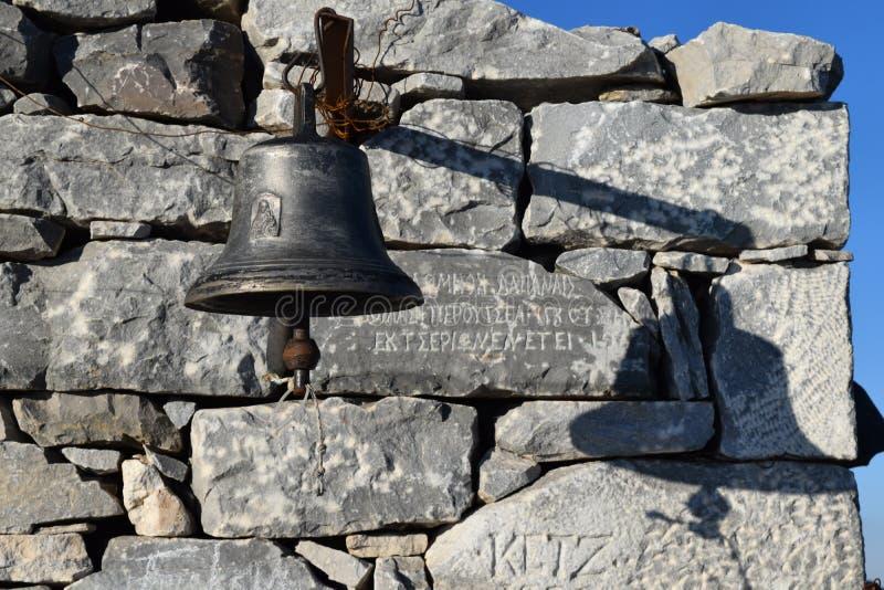 Gipfel Bell stockbilder